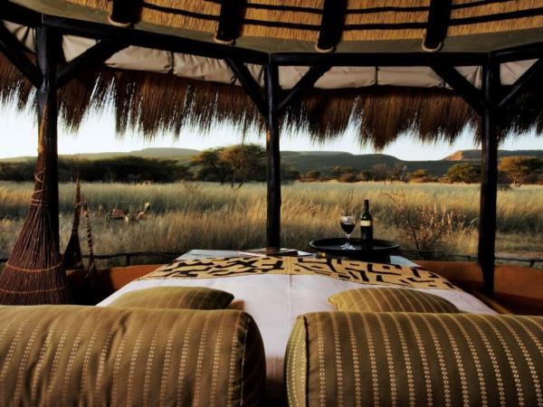 Okonjima safaris in Namibia