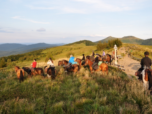 Poland horse riding holiday