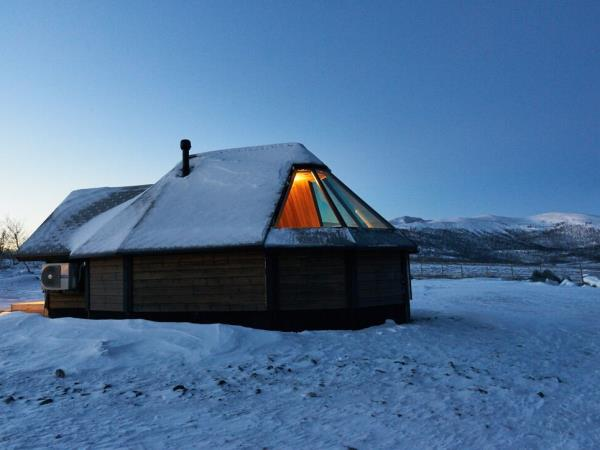 Arctic holiday, Lapland to Tromssa in Norway