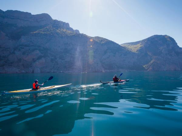Kornati sea kayaking tour in Croatia