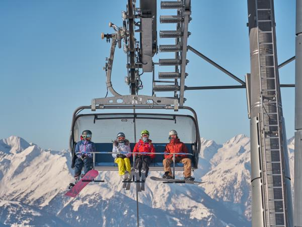 Austria learn to ski and yoga holiday