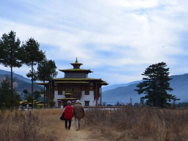 Bhutan walking tour