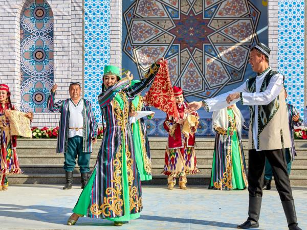 Uzbekistan small group holidays