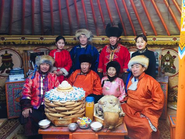 Mongolia Lunar New Year tour, Tsagaan Sar