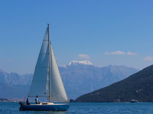 Montenegro coastal activity holiday