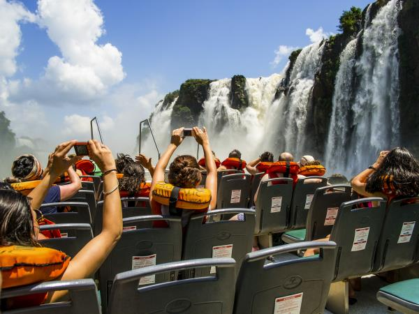 Iguazu Falls tour, self guided