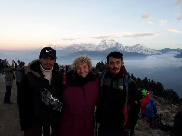 Poon Hill trek in Nepal