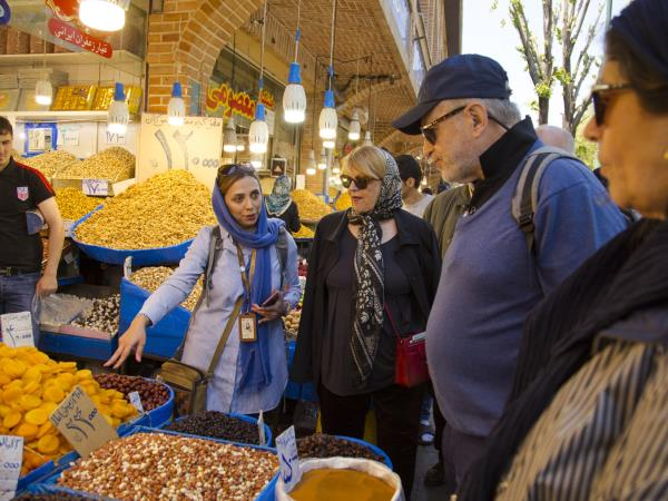 Iran culture tour, small group