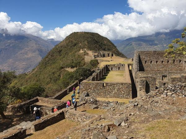 Peruvian Andes trekking holiday to Machu Picchu