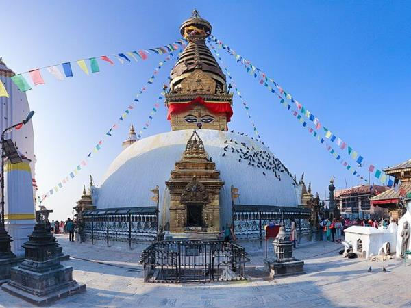 Nepal wellness and walking holiday