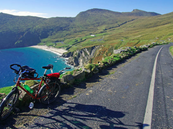 Wild Atlantic Way cycling holiday in Ireland