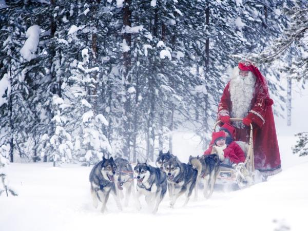 Christmas in Lapland holiday