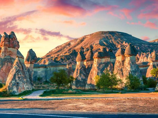 Family holidays in Turkey, Cappadocia and Turkish Coast