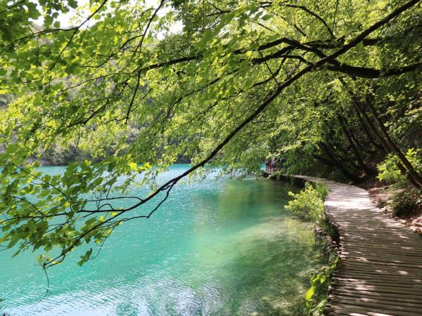 Croatia national parks walking holiday