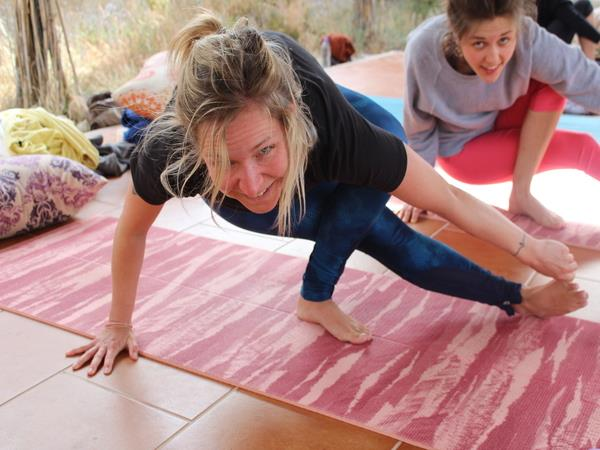 July Yoga Retreat In Spain Helping Dreamers Do