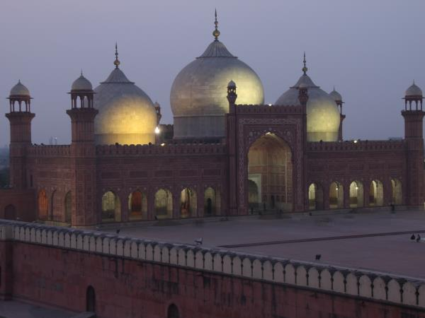 Pakistan architecture and history tour