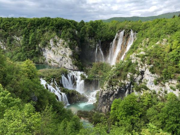 Plitvice Lakes multi activity short break in Croatia