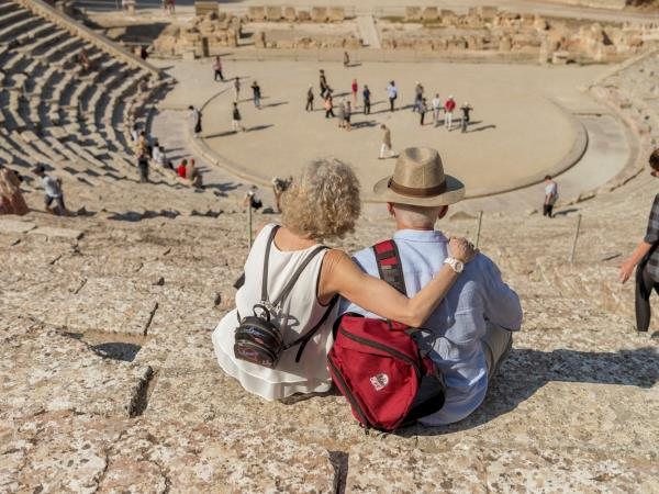 Classical Greece archaeological holiday