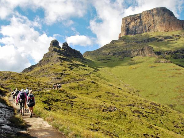 Drakensberg Mountains holiday in South Africa
