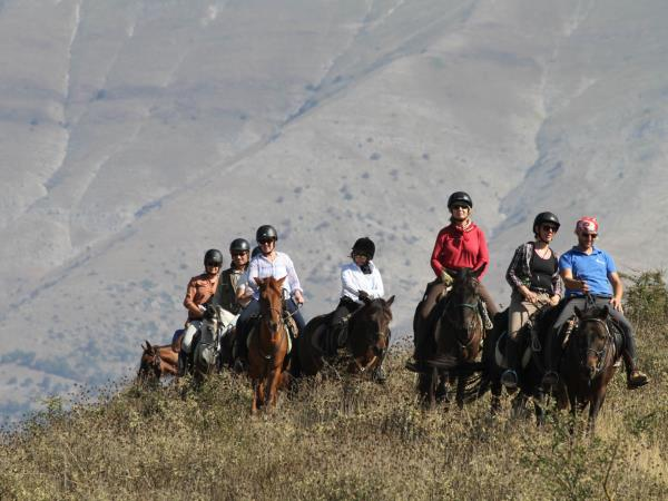 Albania horse riding holiday
