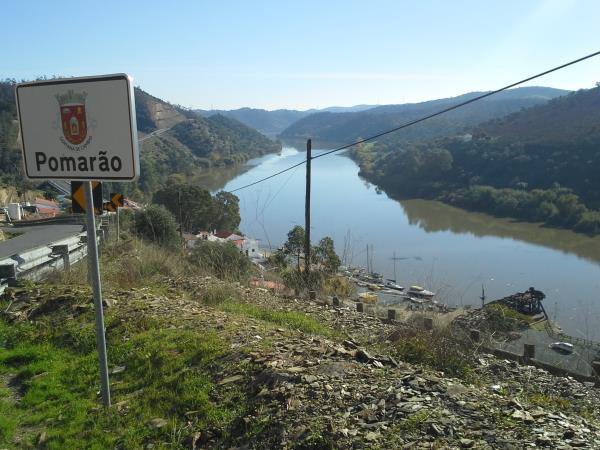 Guadiana River cycling holiday, Portugal