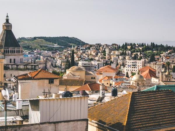 Nazareth and Sea of Galilee tour, Israel