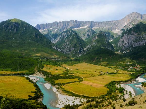 Albania activity holiday, tailor made