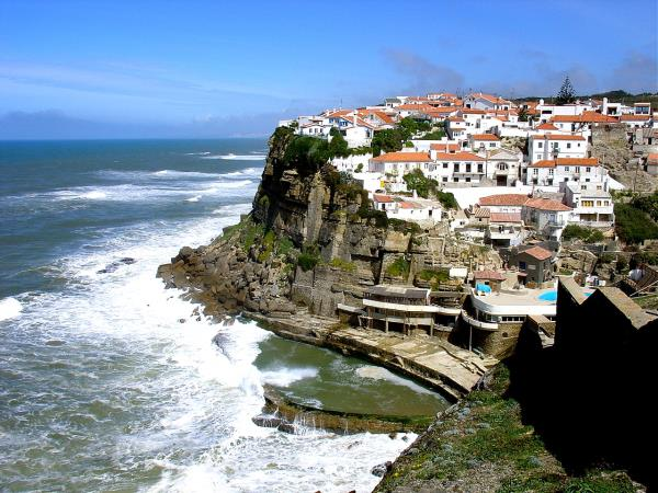 Portugal cycling holiday, Obidos to Cascais