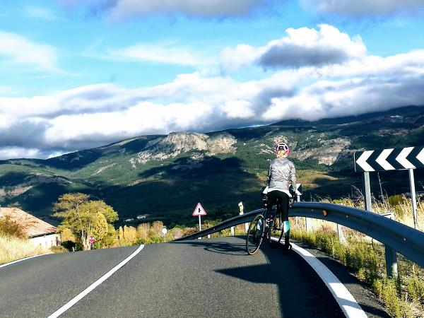 Segovia cycling tour in Spain