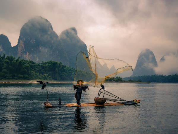 China photography tour, Guangxi & Hunan