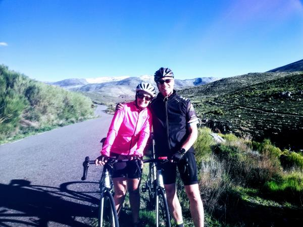 Gredos self guided cycling holiday in Spain