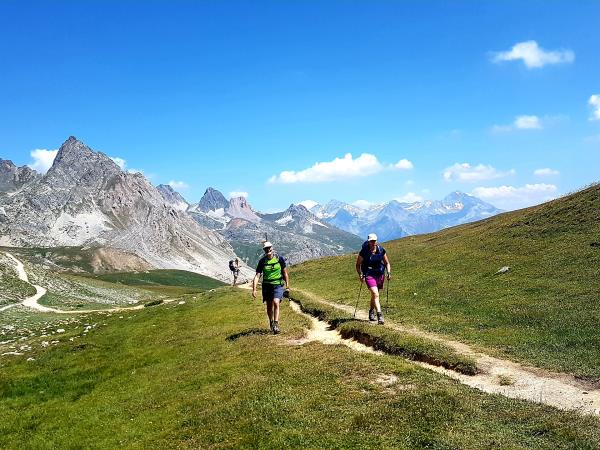 Alpine GR5 guided walking holiday in France