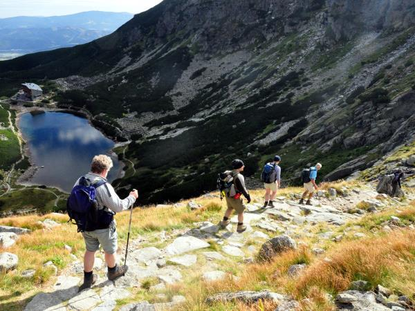 Walking in the High Tatras from Krakow holiday