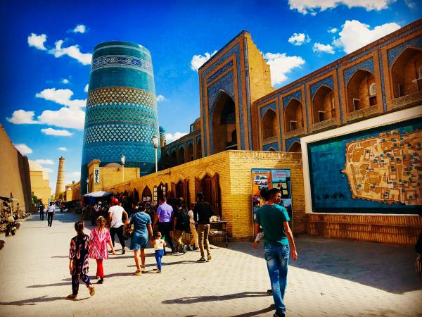 The Stans of Central Asia small group tour