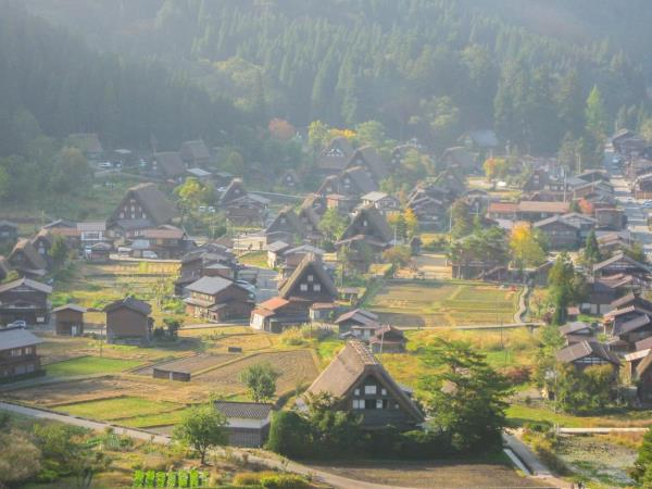 Japan culture tour, Takayama to Kiso Valley