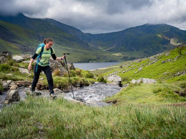 14 Peaks hiking tour in Snowdonia