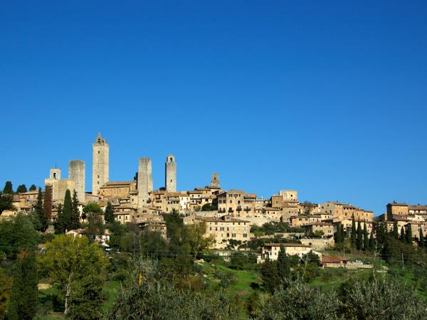 Chianti walking holiday in Italy