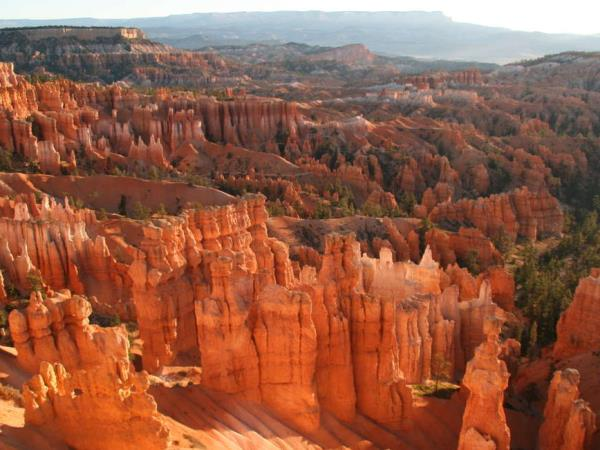 Walking the Western US National Parks holiday