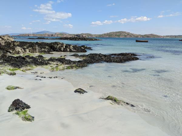 Iona painting & walking holiday