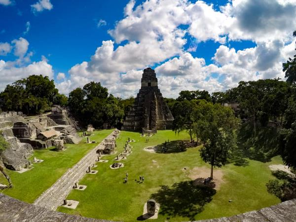 Yucatan archaeology and history tour