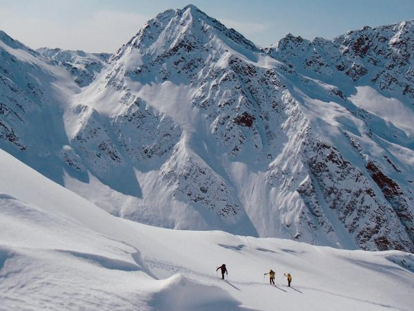 Austria learn to ski or splitboard holiday
