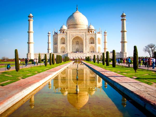 North India tours, 13 days