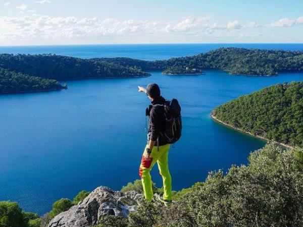 Self-guided hiking tour: Split to Dubrovnik