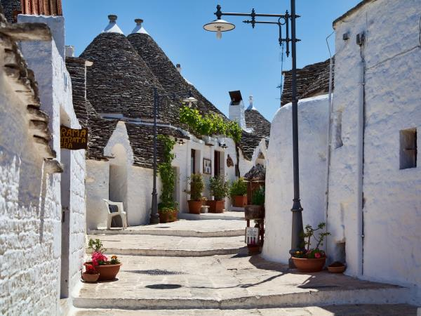 Puglia self guided walking holiday