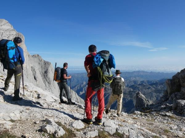 Picos de Europa walking holiday, 8 days
