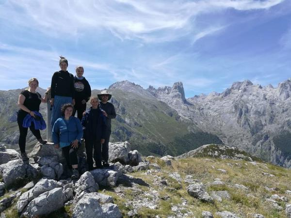 Picos de Europa walking holiday, Spain
