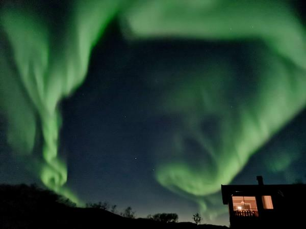 Northern Lights and nature holiday in Norway