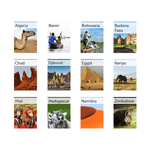 All our Africa guides