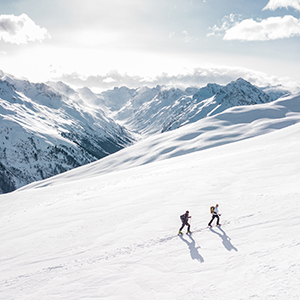 Ski touring holidays