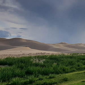 Things to see & do in the Gobi Desert